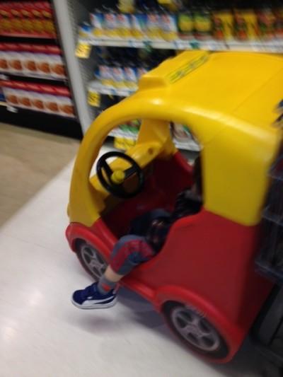Grocery car 2